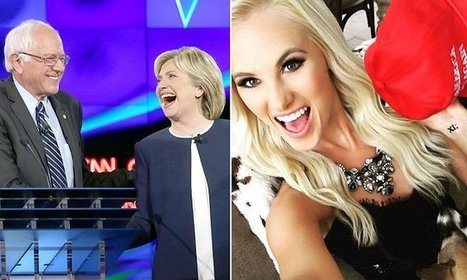 Tomi Lahren suggests Clintons have been involved in multiple murders | Global politics | Scoop.it