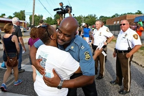 From Enmity to Empathy: Hate, Hugs, and Hope in Ferguson | Empathy and Compassion | Scoop.it