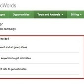 Google Combines Keyword Tool, Traffic Estimator Into Keyword Planner | AtDotCom Social media | Scoop.it