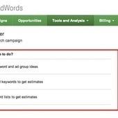 Google Combines Keyword Tool, Traffic Estimator Into Keyword Planner | AtDotCom Social media | Scoop.it
