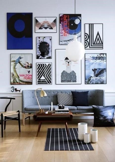 Mid-Century Modern Living Rooms | Home Decor Designs | Scoop.it
