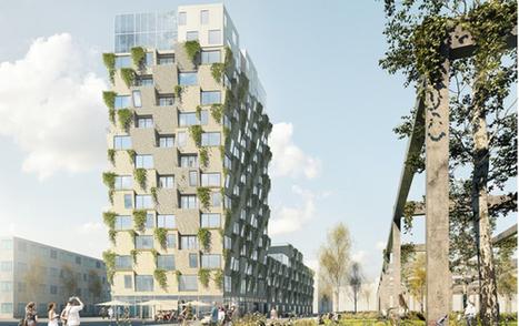 La Tour de Copenhague encouragera les résidents à cultiver leurs propres légumes sur leur balcon ‹ infohightech | Jardins urbains | Scoop.it