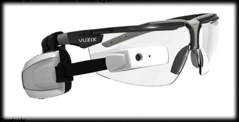 Vuzix M100 Smart Glasses Available This Month | Tech Gadgetry | Scoop.it