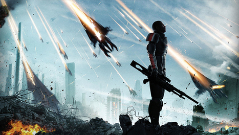 """Mass Effect 4 looks """"beautiful, fun and ambitious"""", says Bioware   Techno   Scoop.it"""