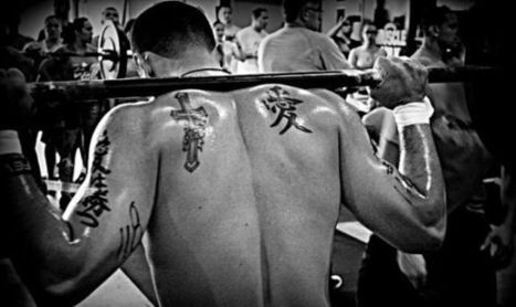 Crossfit is Badass — The Good Men Project | CrossFit News | Scoop.it