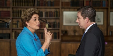 Dilma a Greenwald: vejo grande apetite por cortar programas sociais | EVS NOTÍCIAS... | Scoop.it