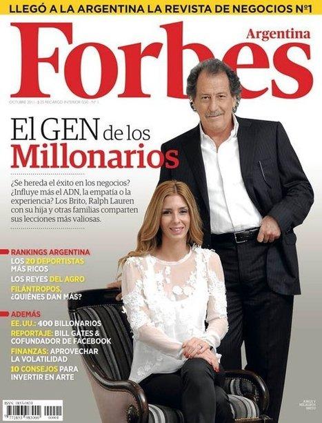 Forbes Argentina | eBlog | PLE (geografía) distintos recursos para compartir, producir y publicar, medios para la busqueda y consulta de contenidos, afin de facilitar el aprendizaje propio y de los alumnos. | Scoop.it