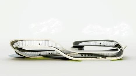 Worlds's First 3D Printed Building to Be Completed in 2014 | 3D and Technology | Scoop.it