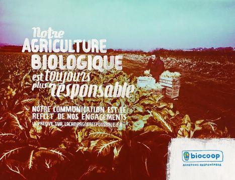 Une campagne de communication inspirante : le cas Biocoop | LeDevDurable | Pourquoi entreprendre | Scoop.it