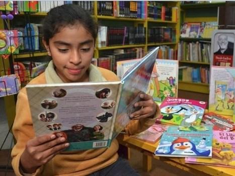 Regalar un libro a los chicos es regalar valores para siempre - El Tribuno.com.ar | Animación a la lectura | Scoop.it