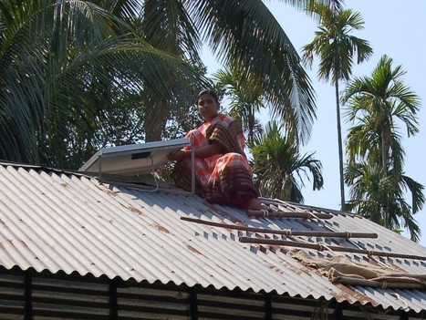 Solar Panel Program in Bangladesh Boosts Profits and Local Business - Sutmundo | Clean Energy, Biogas &  Cookstoves | Scoop.it