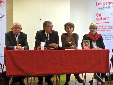 Les Ségolénistes du Rhône veulent revivre « la campagne magnifique de 2007 » | LYFtv - Lyon | Scoop.it