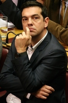 Greece on brink of new 'catastrophe' as PM battles to avert snap elections | Politically Incorrect | Scoop.it