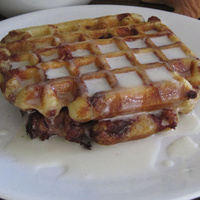 Cook Packaged Cinnamon Rolls in Your Waffle Maker | Troy West's Radio Show Prep | Scoop.it