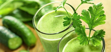 [Mind Body Green] Heavy Metal Detox Juice Recipe   Liquid Diets   Scoop.it