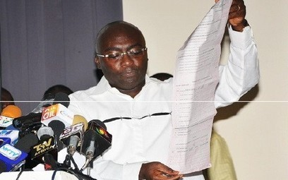 Ghana News - Central University appoints Dr. Bawumia as visiting professor | Research Capacity-Building in Africa | Scoop.it