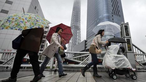 Japan steunt economie na daling consumptie - NU.nl | Katern Japan | Scoop.it