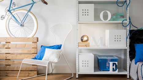 15 Home Design Tips for Small Spaces | Top Stories | Scoop.it