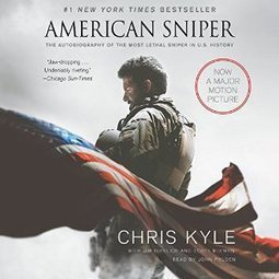 American Sniper: Autobiography of the Most Lethal Sniper in U.S. Military History | Free Audio Books | Scoop.it