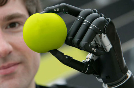 Top Prosthetic Limbs Bring Hope to Amputees   Cybofree : Techno Social Issues for a Postmodern Transhuman Society   Scoop.it