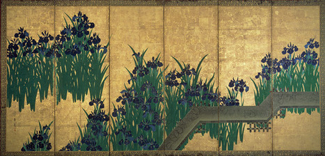 The Beautiful World of Rinpa (Art) | Contemporary Art hh | Scoop.it