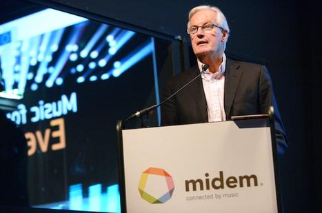 European Commissioner Michel Barnier's MIDEM Speech Targets Digital Infrastructure, Google | Lead With Your Art | Scoop.it