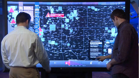 Vizrt and Lockheed Martin Work on #BigData #Visualization Tools | #dataviz | e-Xploration | Scoop.it