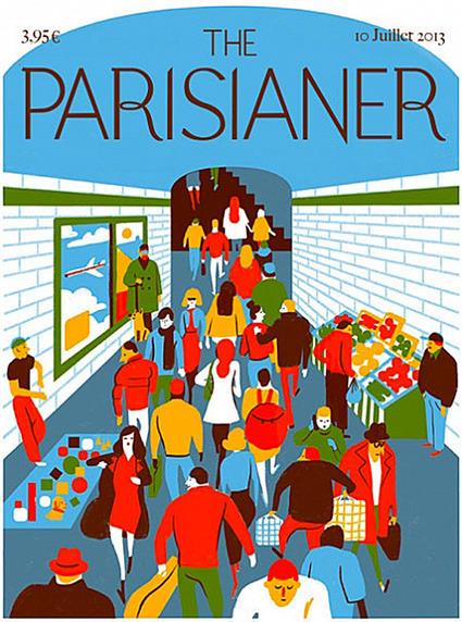 Paris vu par 100 artistes façon «The New Yorker» | Instantanés | Scoop.it