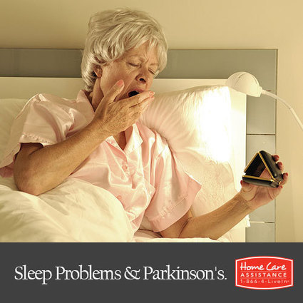 Parkinson's Sleep Disturbances | Home Care Assistance Birmingham | Scoop.it