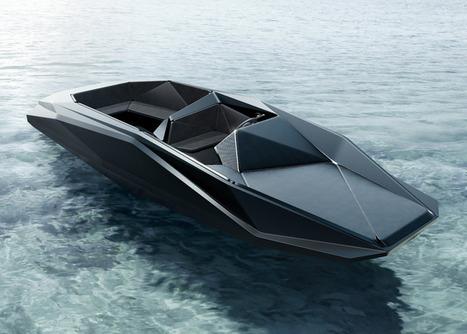 Z-Boat by Zaha Hadid | Beauty Enhancers | Scoop.it
