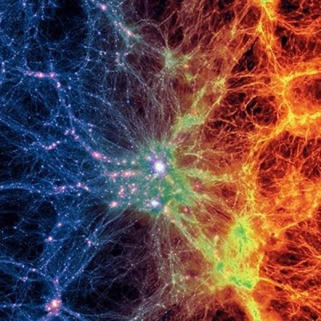 Astrophysicists Build a Virtual Universe | Science and Technology Today | Scoop.it