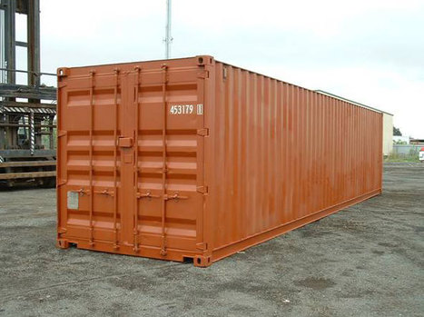 Container Options - Shipping Containers for Hire, Sale or Rental, Buy New and Used Dry Bulk, ISO, Bunded and Bitumen Tank Containers | Shipping Containers Sydney | Scoop.it