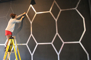39 Easy DIY Ways To Create Art For Your Walls | Wallpaper | Scoop.it