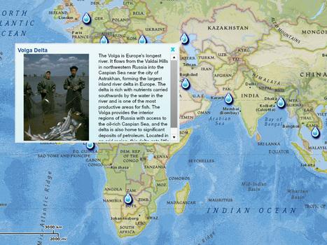 Creating Content With MapMaker Interactive | australian curriculum | Scoop.it