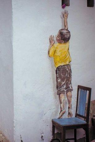 Las mejores obras del pintor callejero Zacharevic | Bendita Pasión | Scoop.it