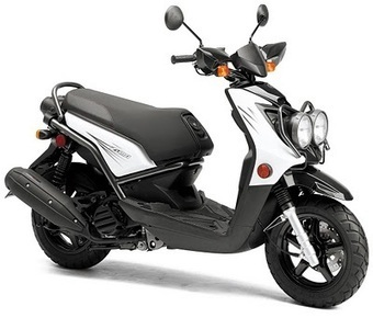 Best Motorcycle: 2010 Yamaha BWs Zuma 125 | buso' | Scoop.it