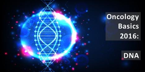 Oncology Basics 2016: DNA - Medivizor | Health Communication and Social Media | Scoop.it