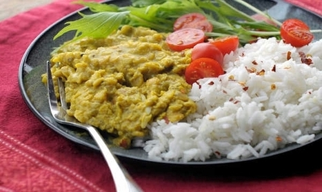 5 Tasty Indian-Inspired Vegan Recipes   The Daily Meal   MyRecipes   Scoop.it
