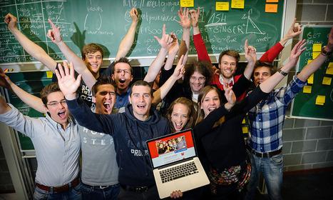 Les jeunes diplômés se rêvent start-upers   Start-Up   Scoop.it