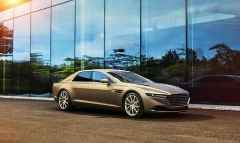 Aston Martin Lagonda Taraf Lands on South Africa and Europe - SpeedLux | Technology | Scoop.it