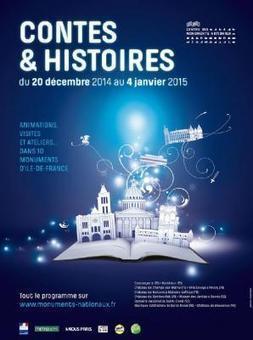 Contes & histoires à la Basilique de Saint-Denis pour les vacances de Noël   Saint-Denis remonte sa flèche   Scoop.it
