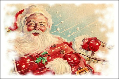 The Physics of Santa: Is the Christmas trek of Santa Claus possible? - Washington Times   Physics is at school   Scoop.it