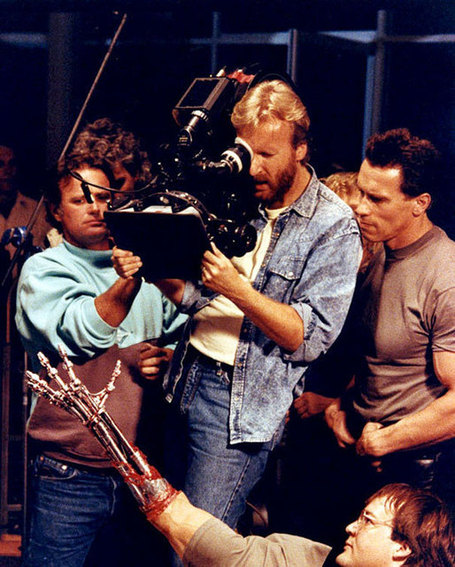 30 Awesome Behind The Scenes Shots From Famous Movies | Mediajockey's » | Scoop.it