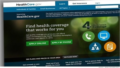 DUH - 3 Tenth of 1%: 106,000 sign up for Obamacare insurance in first month | Telcomil Intl Products and Services on WordPress.com