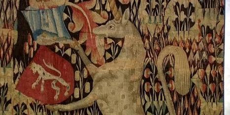 Le musée d'Aubusson acquiert une tapisserie mille-fleurs du XVe siècle | Textile Horizons | Scoop.it