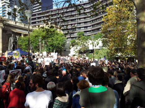 March against Monsanto: Melbourne Protest pics | March Against Monsanto GMO | Scoop.it