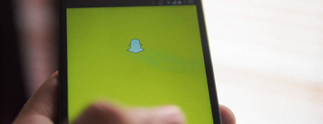 Snapchat adds IM and video calls, but messages will disappear when you leave a conversation | Social Media Platforms in Business | Scoop.it