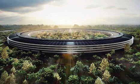 Amazing Apple Campus 2 aerial tour courtesy of AppleInsider | Tech | Scoop.it