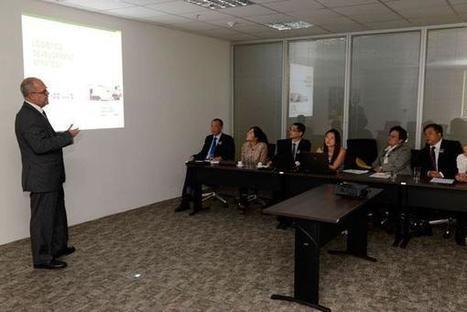 EPL discute projetos ferroviários com empresa chinesa-EPL - Empresa de Planejamento e Logística S.A. | Logistica - Mercosul - Aliança do Pacifico - China | Scoop.it