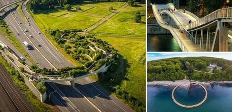 10 Incredible Bridges that Challenge Your Perception of What a Bridge Can Be | Modern Ruins, Decay and Urban Exploration | Scoop.it